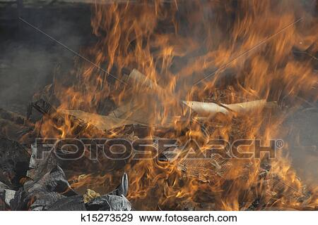 Burning Garbage Illegal Illegal Burning of Waste in