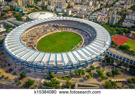 Banques de Photographies - stade maracana. Fotosearch - Recherchez des Photos, des Images et des Cliparts