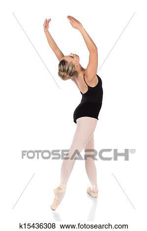 Images femme danseur ballet k15436308 recherchez des for Collant mural francais