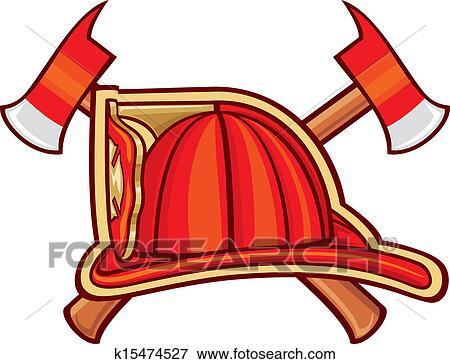Clip Art Fire Department