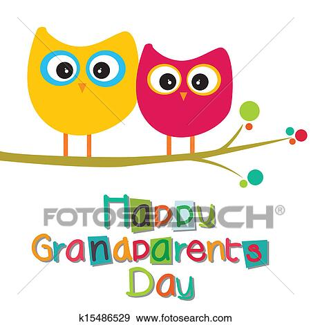 Clip Art Grandparents Day Clipart grandparents day clip art vector graphics 691 day