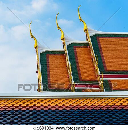 手绘图 - 屋顶