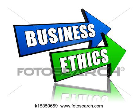 创意摄影图片库 - 商业伦理学, 在中, 箭