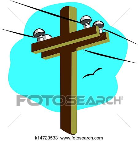 clipart of power line k14723533 search clip art illustration rh fotosearch com clipart powerpoint 2013 power clipart free