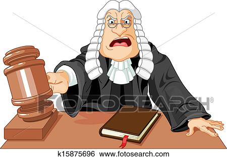Gavel Illustrations and Clipart. 8,097 Gavel royalty free ...