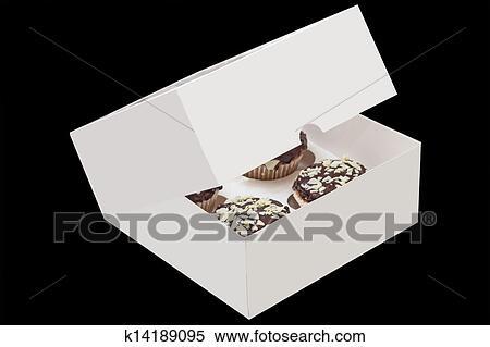 巧克力的盒子图片