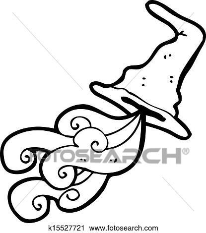 Clipart chapeau magicien dessin anim k15527721 recherchez des clip arts des illustrations - Dessin de chapeau de magicien ...