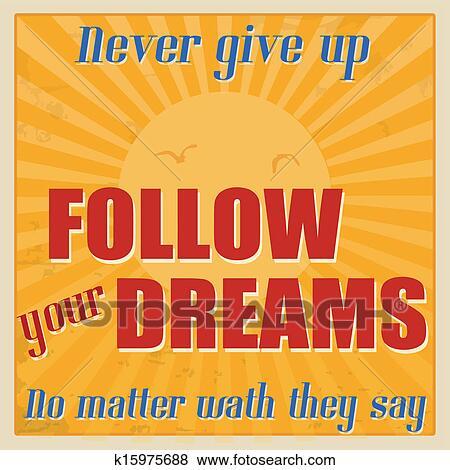Follow Your Dreams Clipart follow your dreams