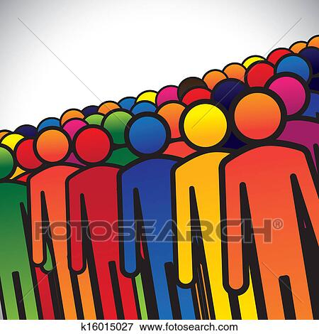 Mob Clip Art Vector Graphics. 397 mob EPS clipart vector and stock ...