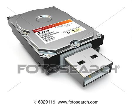 how to put large files on external hard drive