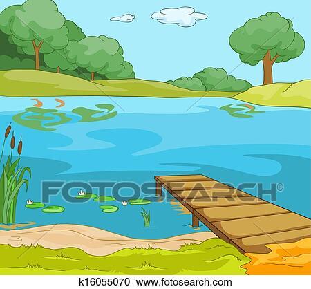 Clip Art Lake Clip Art lake clipart eps images 16511 clip art vector illustrations shore
