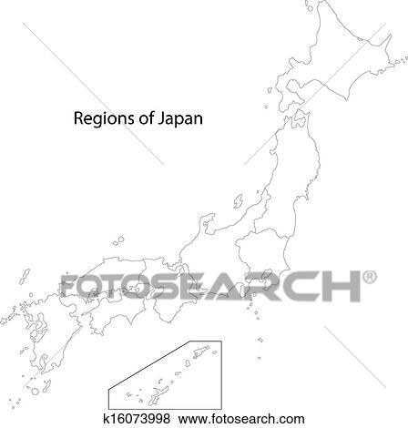 - 轮廓, 日本
