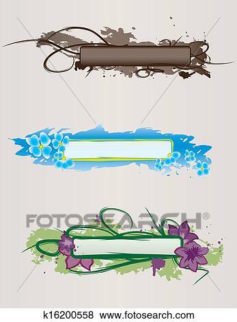 На чём рисуют баннеры