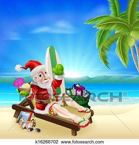 Clip Art of Sand Snowman Cartoon Character k15336327 - Search ...