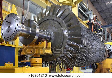 banques de photographies turbine gaz rotor k16301210 recherchez des photos des images et. Black Bedroom Furniture Sets. Home Design Ideas