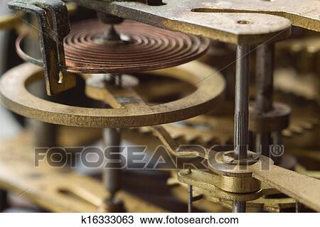 banque de photo rouage horloge k16333063 recherchez des images des photographies et des. Black Bedroom Furniture Sets. Home Design Ideas