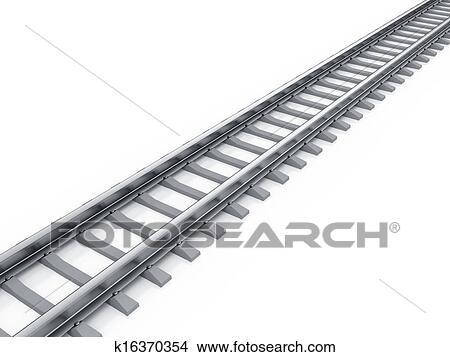 手绘图 - 铁路