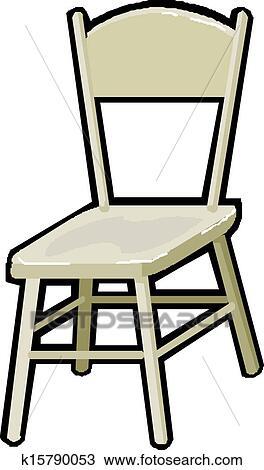 手绘图 椅子