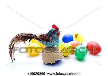 鸡, 带, 刚会飞的小鸟
