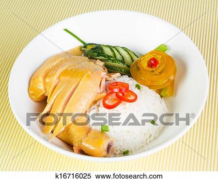 Fotoğraf: chicken rice