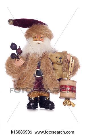 葡萄收获期, 圣诞老人