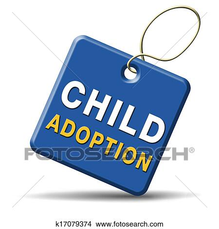 Stock Photo of child adoption k17079374 - Search Stock Images ...