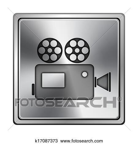 видеокамера символ картинка