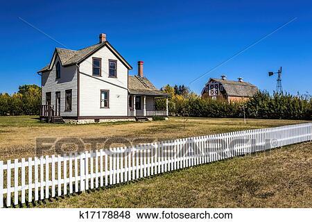 农场房子 k17178848