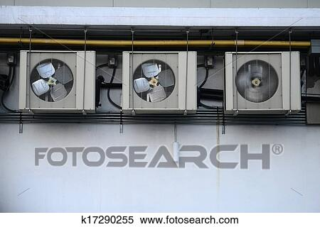 Stock image of air condition k17290255 search stock for Air conditionn mural
