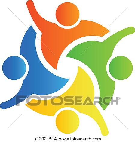 clipart of teamwork winner 4 k13021514 search clip art rh fotosearch com winter clipart winter clipart pictures
