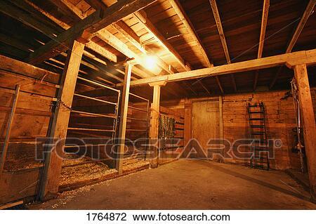 Image Gallery Inside Barn Clip Art