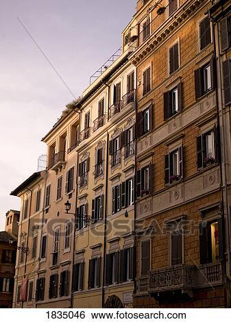 Apartments, Rome, Italy