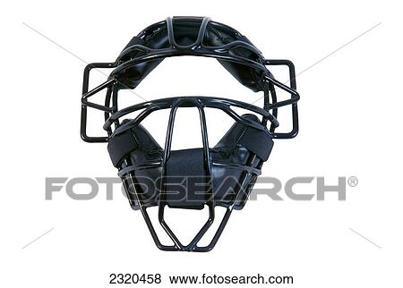 Baseball Catcher Mask Clipart 2365 Infobit