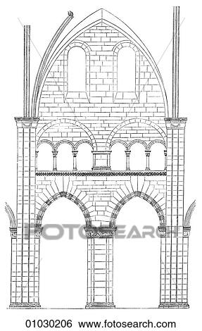 Stock Illustration Of Architecture