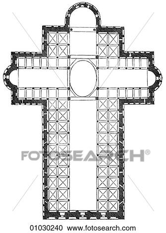 stock illustrations of architecture italy line art m3