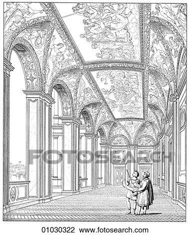 Clipart architecture italie rev tir art for Architecte italien contemporain