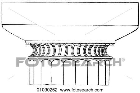 Clip Art Of Architecture
