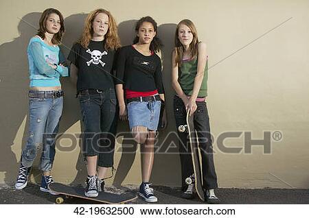 Oloa cajndid adolescents frais adolescent