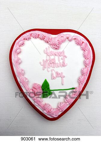 Mother S Day Cake Clip Art : Stock Photography of Mother s Day Cake 903061 - Search ...