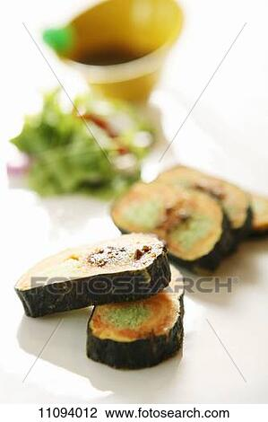 Stock Photo of Crab cake 11094012 - Search Stock ...
