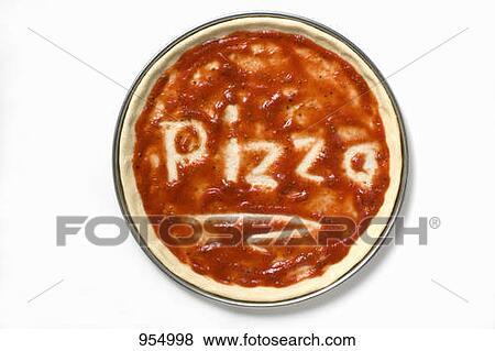 Pizza Base Clipart