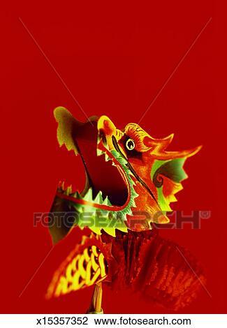 Banque de photo dragon chinois x15357352 recherchez - Photo de dragon chinois ...