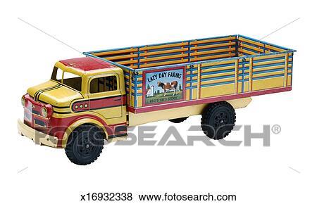 玩具卡车 x16932338