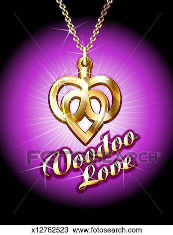 Stock Photo Of Voodoo Love Amulet X12762523 Search Stock Images