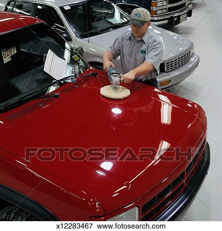 auto repair shop employee manual