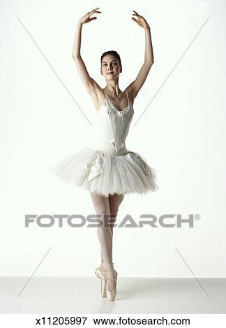 Bild ballerina x11205997 suche stockfotografie fotos for Bild ballerina