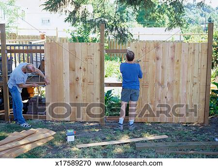 Строй своими руками забор