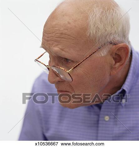Gros sexe des personnes âgées