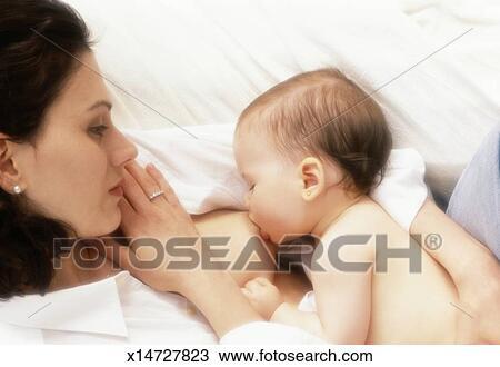 Heparin and breast feeding