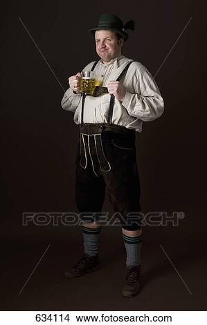 costume biere homme